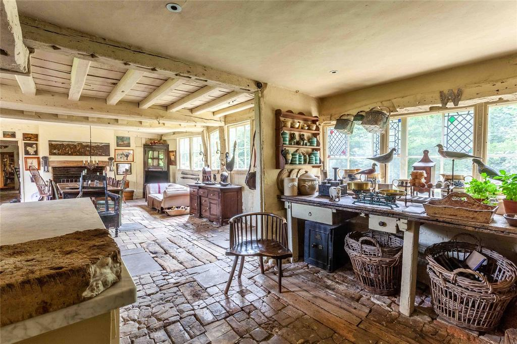 An sympathetically restored home in Yoxford that's like stepping back in time - Country Life