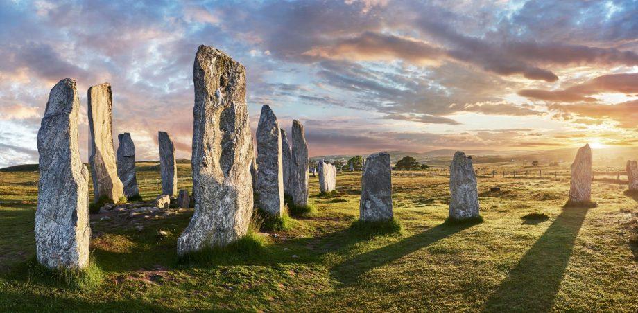 The Callanish Standing Stones