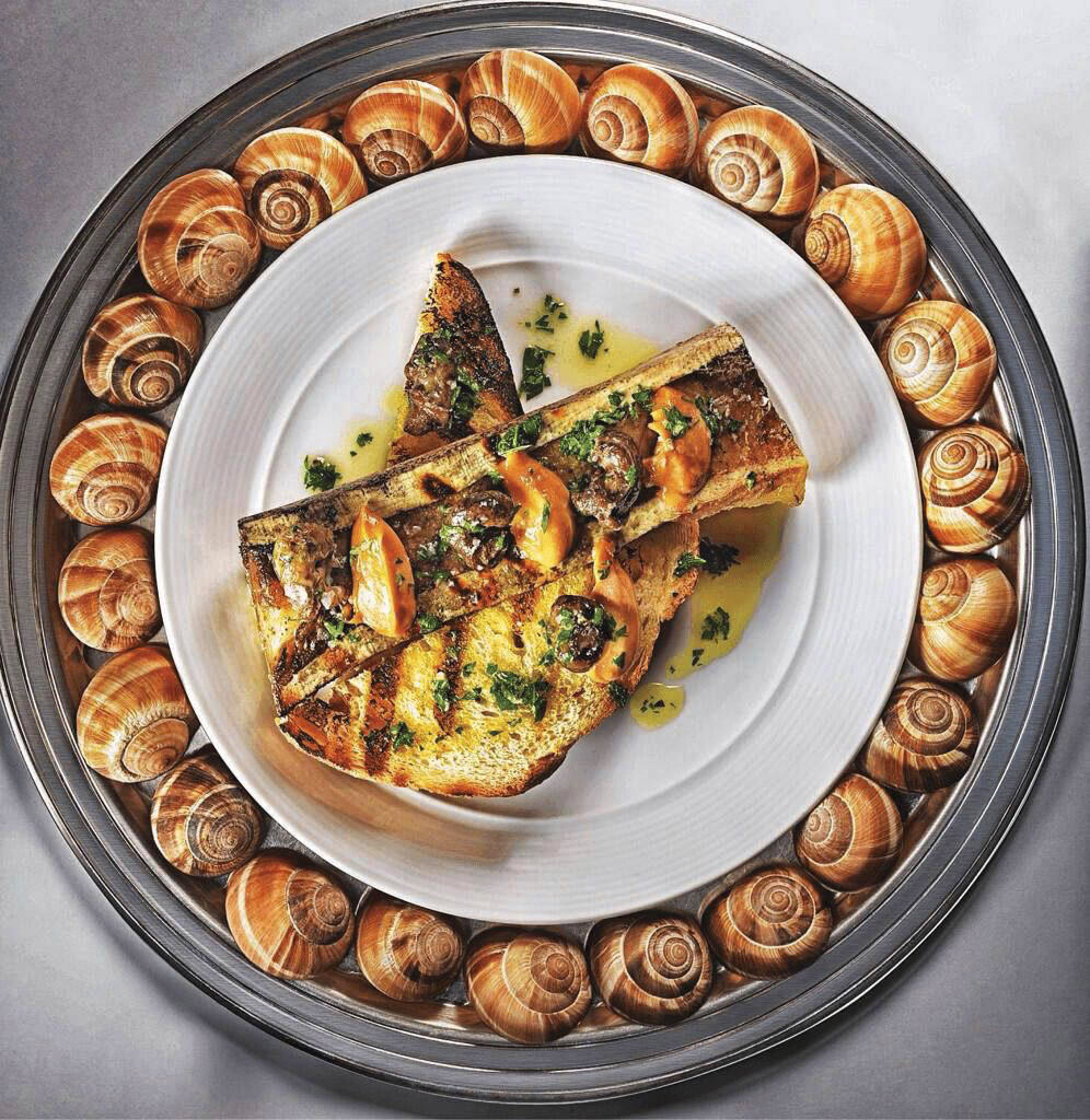 Tom Parker Bowles: Why Dorset snails are as good (if not better) than French ones — and a recipe to prove it - Country Life