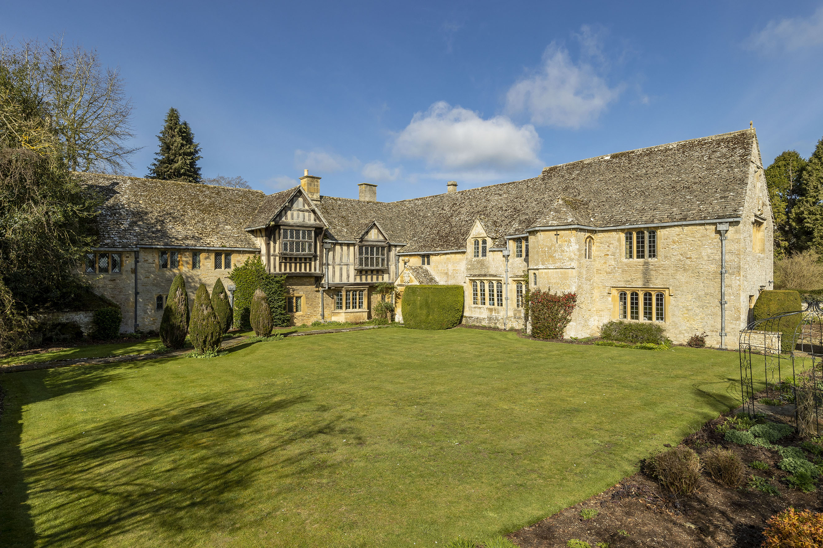 A medieval Cotswolds manor house with a great hall - Country Life