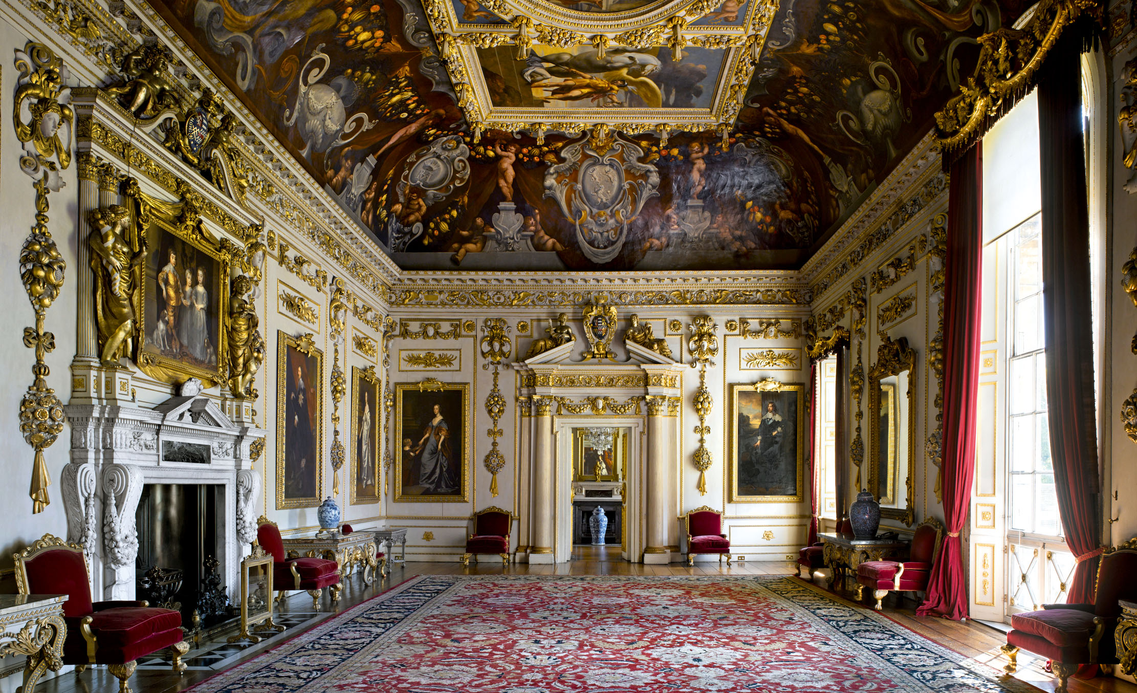 Wilton House: The Wiltshire masterpiece of an earl-turned-enthusiastic amateur architect - Country Life