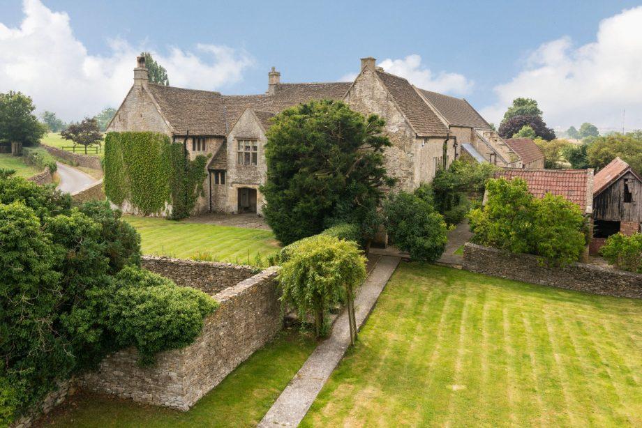 Latimer Manor, in West Kington