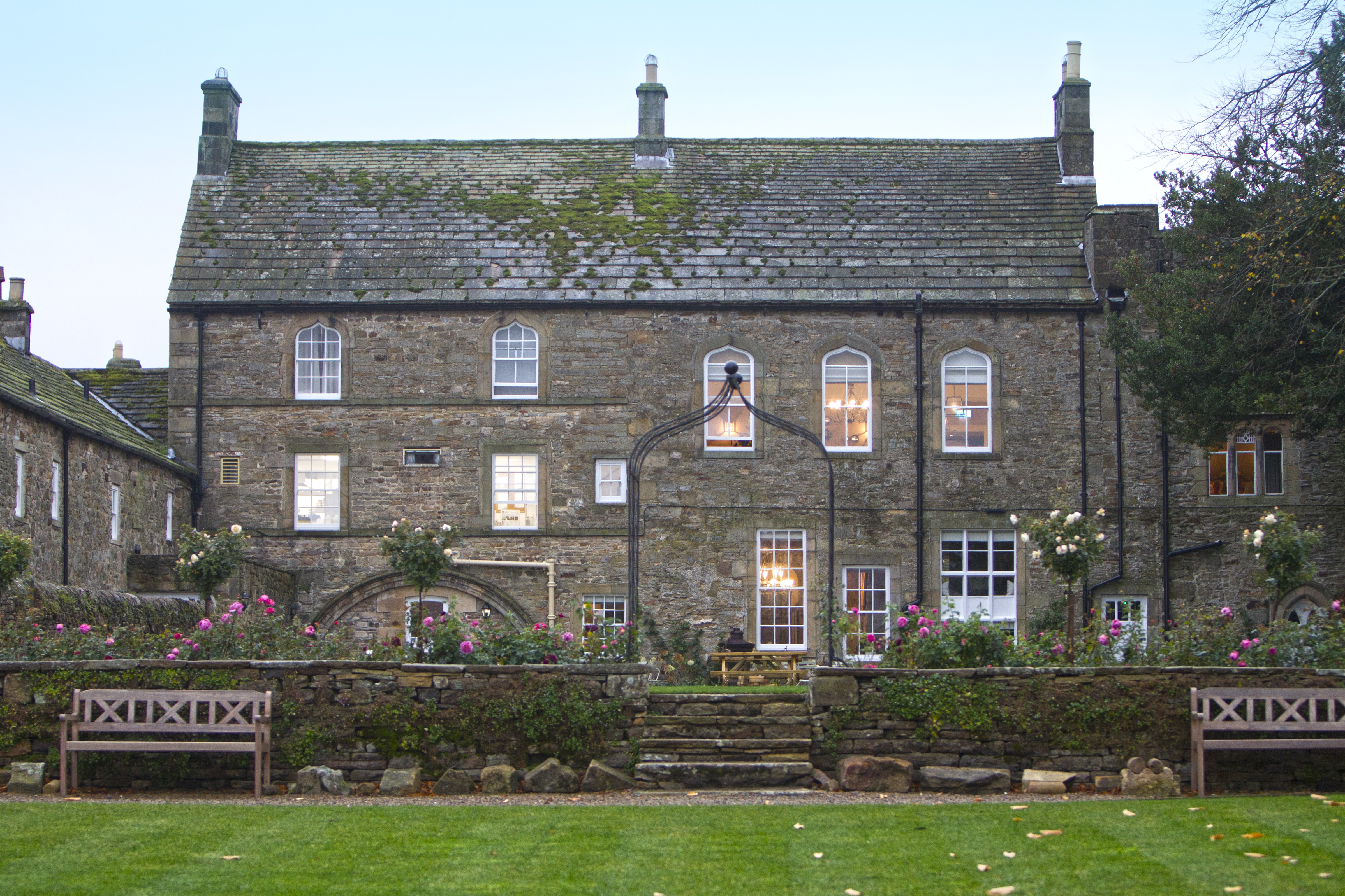Lord Crewe Arms: A beautiful guest house beloved of W. H. Auden - Country Life