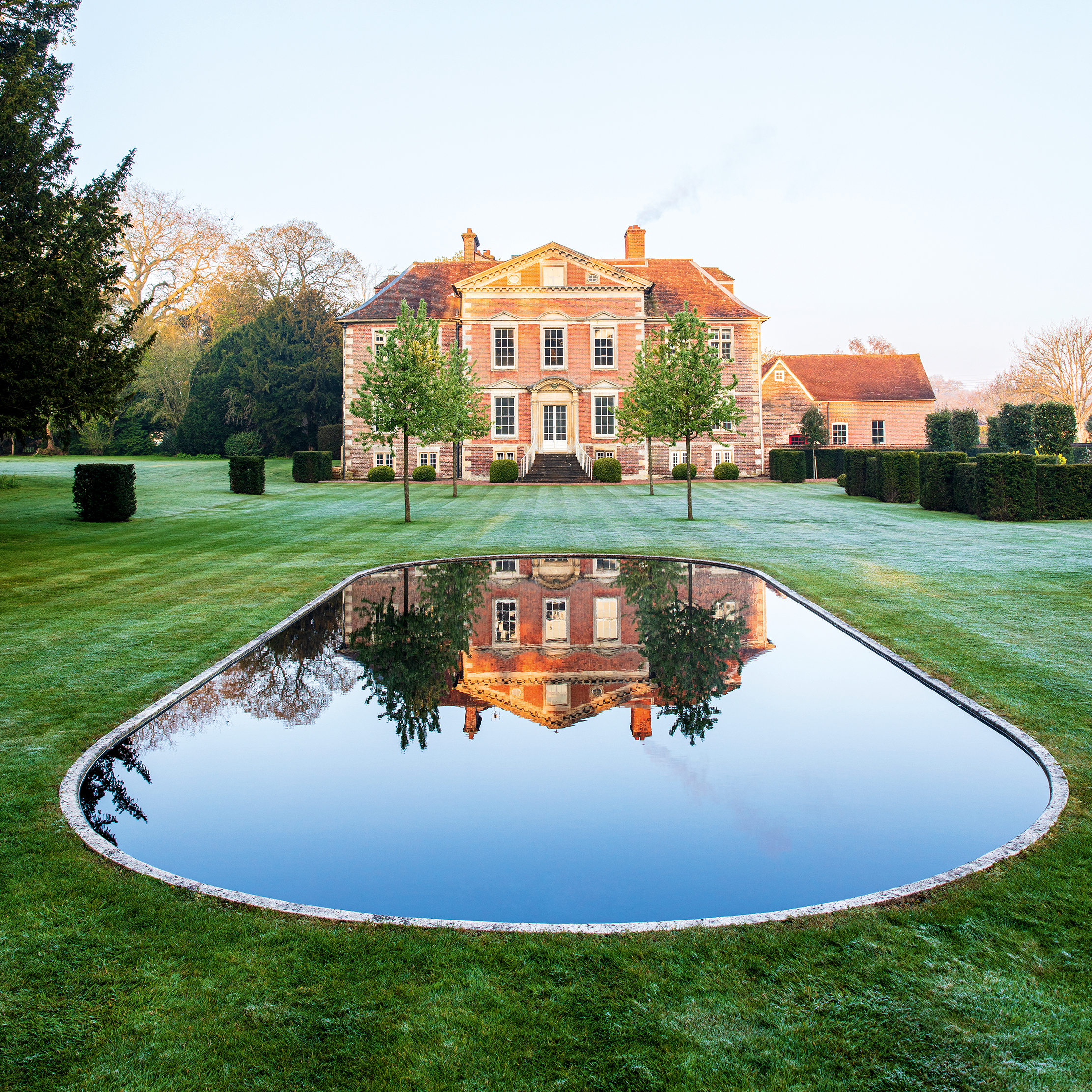 Urchfont Manor, Wiltshire: From local council facility to 'inspired contemporary creation' - Country Life