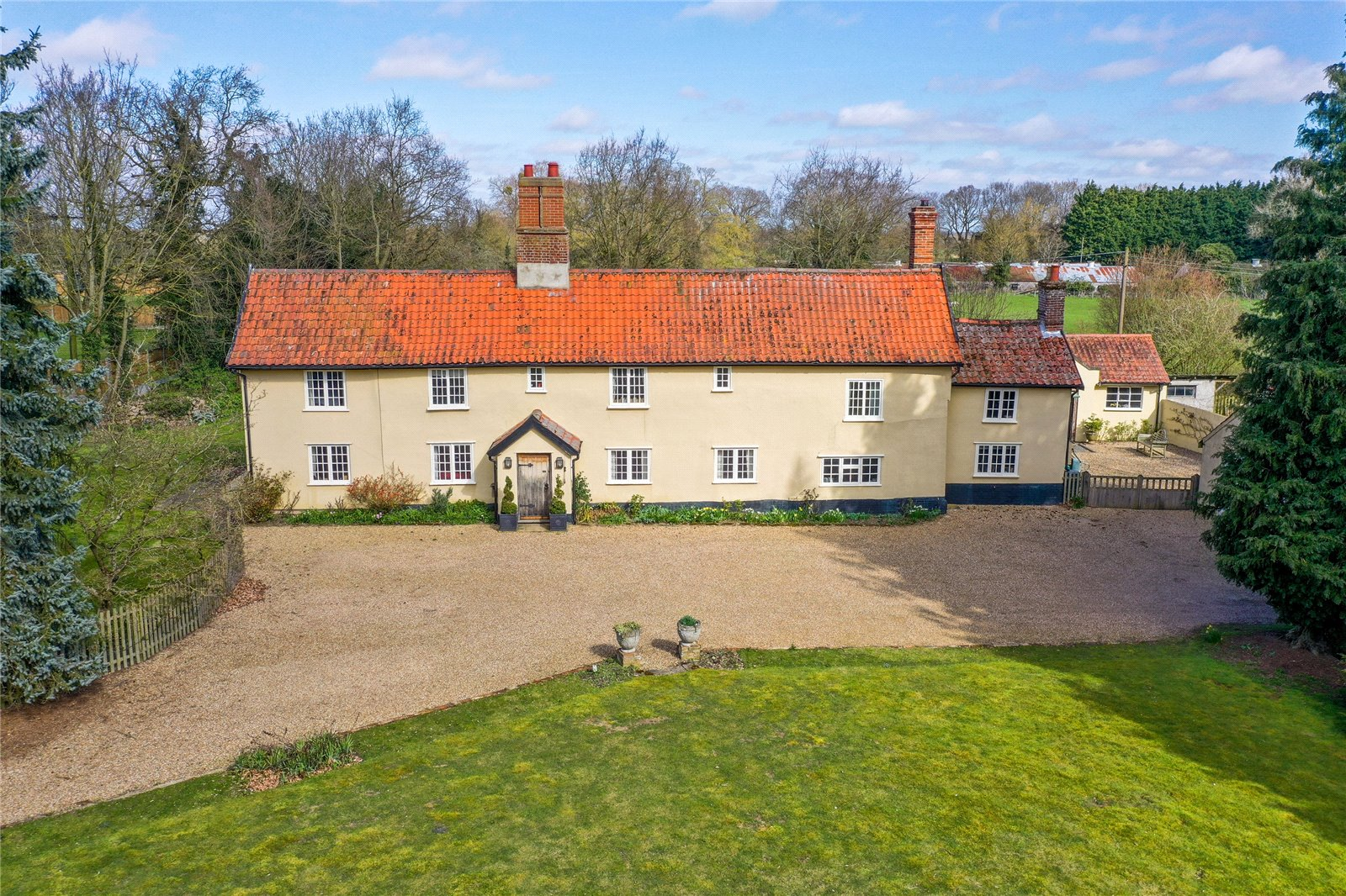 Eight fine homes full of potential for sale, as seen in Country Life - Country Life