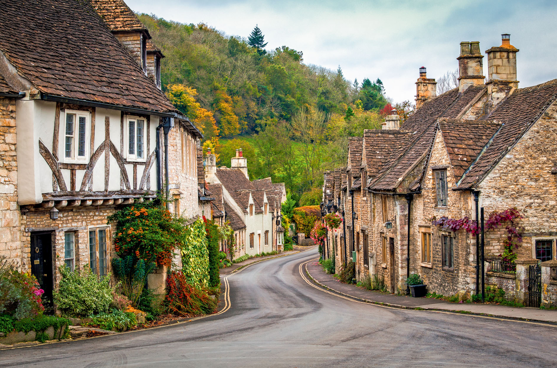 The English villages that are hotbeds of murder, intrigue and endless summer days — at least in the minds of novelists - Country Life