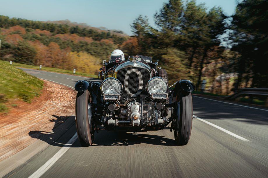 Bentley Blower continuation car
