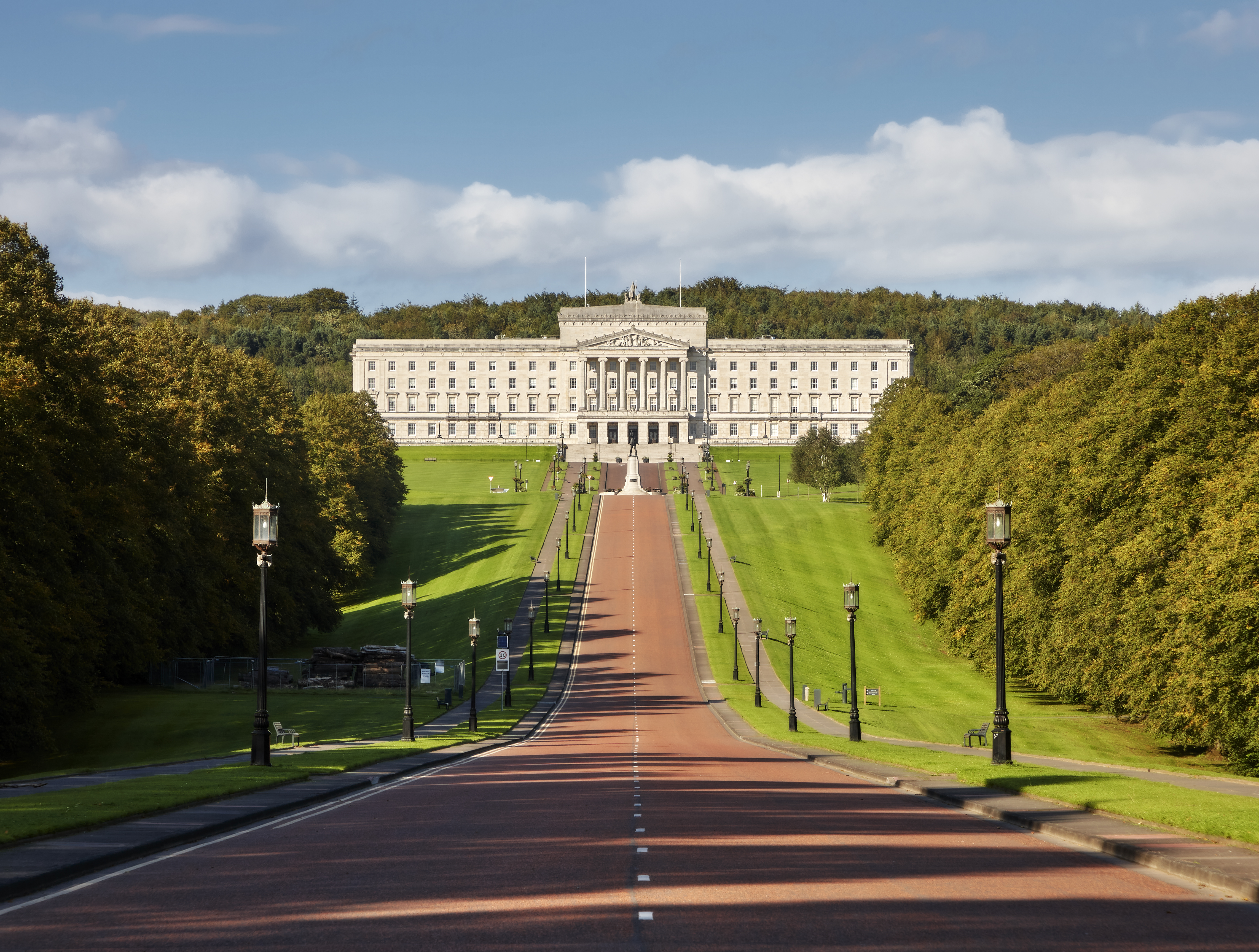 Stormont Castle: How a 'plain house' in Belfast became the seat of power - Country Life