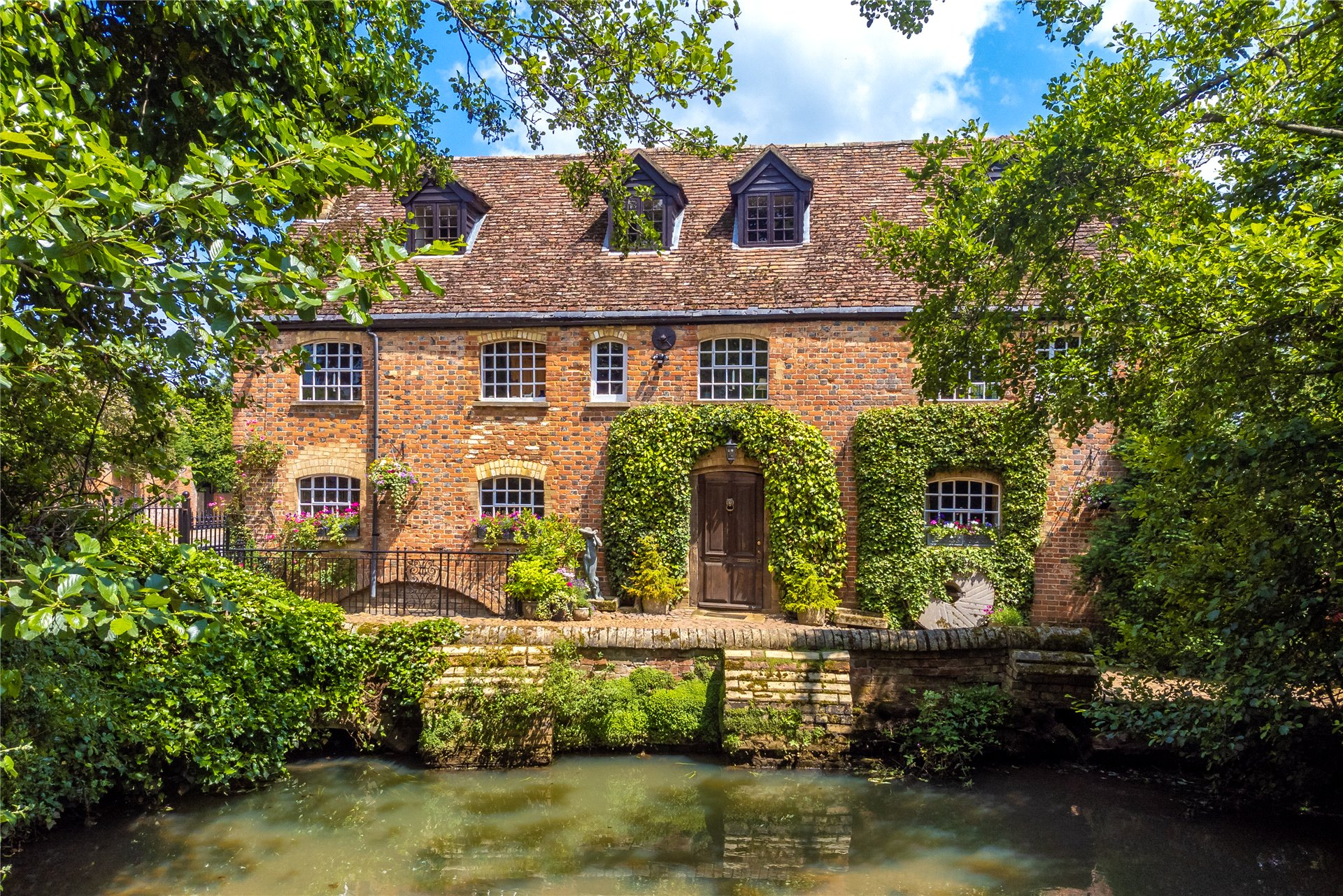 Seven spectacularly pretty country houses for sale, as seen in Country Life - Country Life