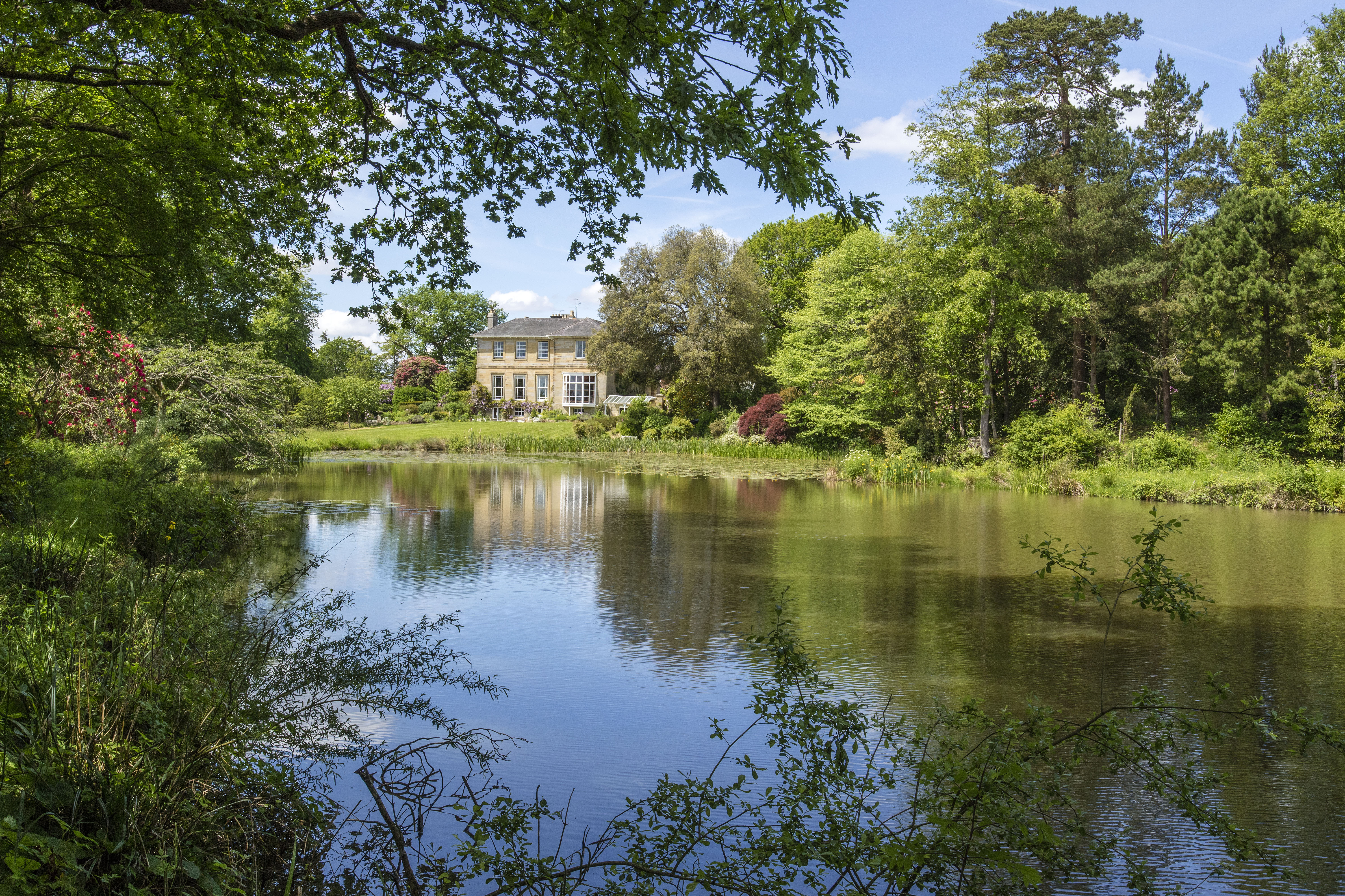 A palatial Georgian house set in 35 glorious acres in East Sussex, for sale for the first time in almost a century - Country Life