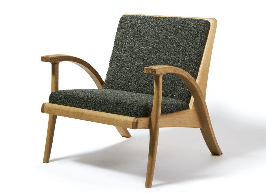 Chair by Edward Barnsley