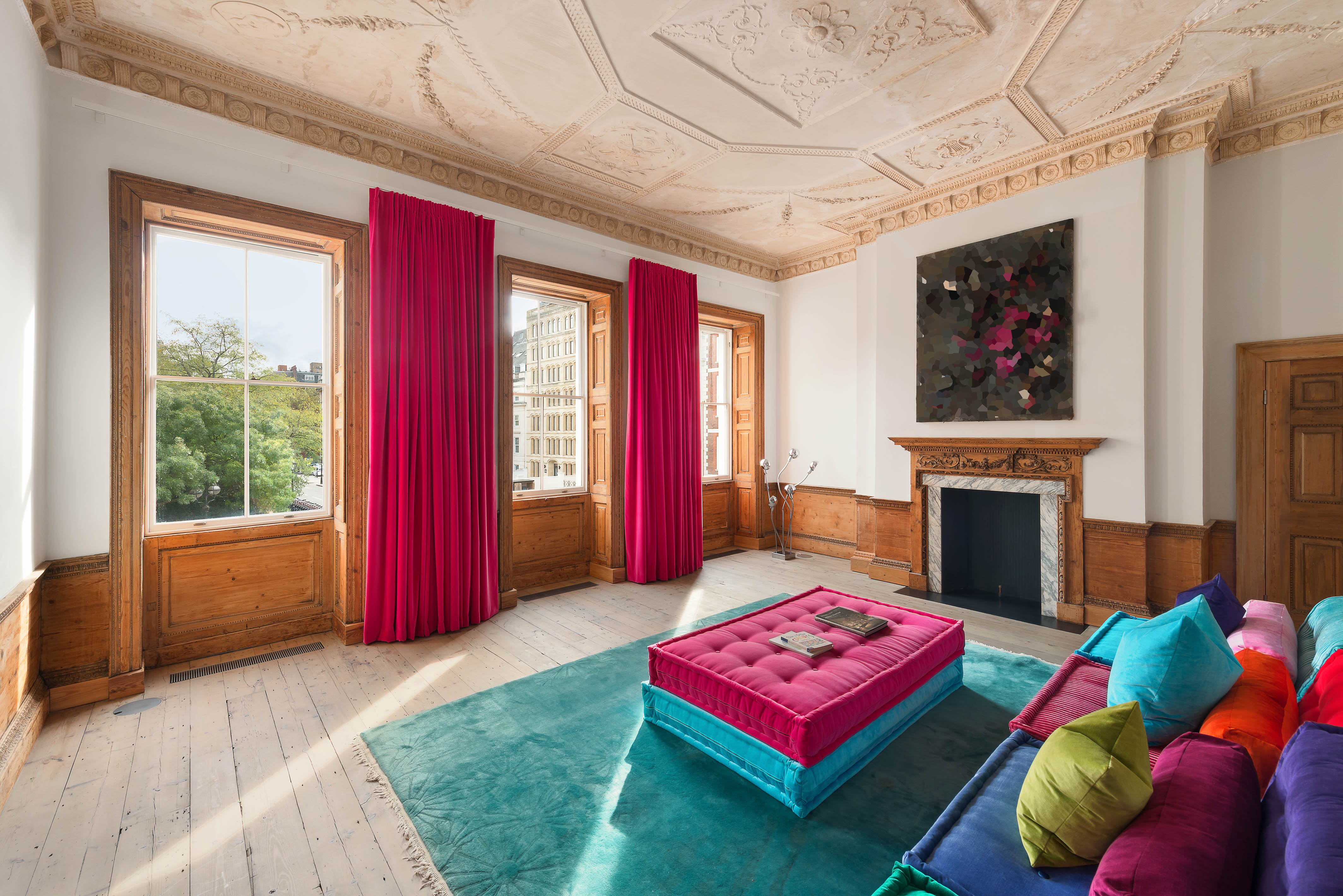 'One of the largest houses in central London' is for sale — and you'll get change from £20 million (but only just) - Country Life