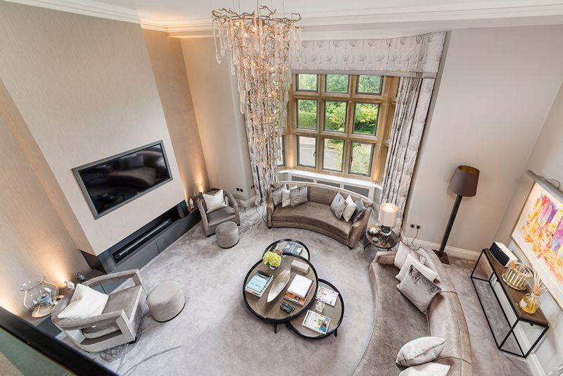 'One of the finest and largest apartments in Newcastle' has come up for sale in a beautifully-converted building in the heart of Jesmond - Country Life