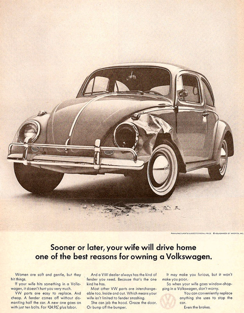 Doyle Dane Bernbach – Volks World