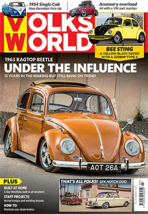 VolksWorld Magazine March 2