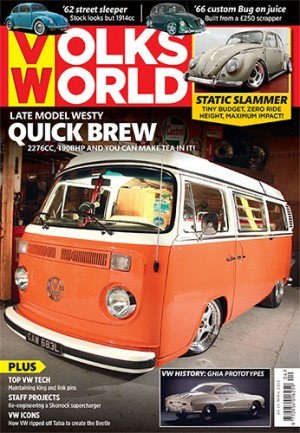 VolksWorld Magazine April 2015