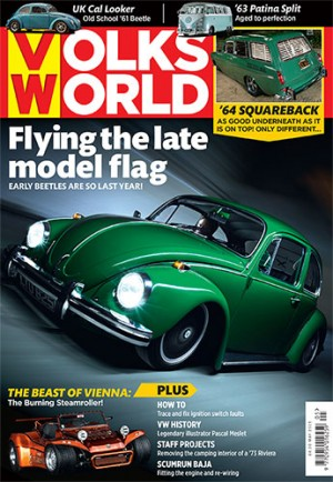 VolksWorld Magazine May 2015
