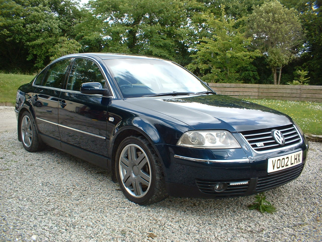 vw passat w8 4motion 2002 for sale for sale volksworld. Black Bedroom Furniture Sets. Home Design Ideas