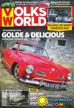 VolksWorld cover